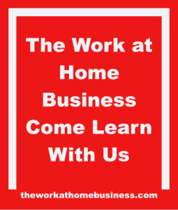 The Work at Home Business
