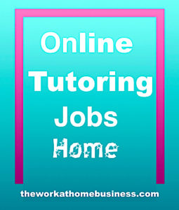 Online Tutoring Jobs Home