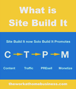 What is Site Build It