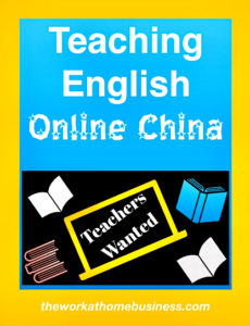 Teaching English Online China