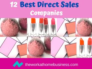 12 Best Direct Sales Companies