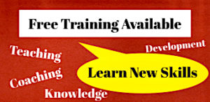 Free Training Available.