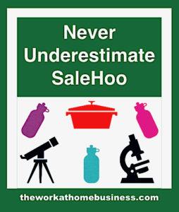Never Underestimate SaleHoo