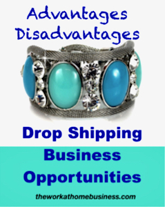 Advantages Disadvantages Drop Shipping Business Opportunities