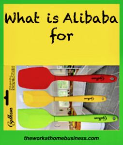 What is Alibaba for