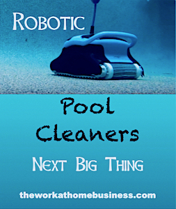 Robotic Pool Cleaners.