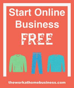 Start Online Business Free