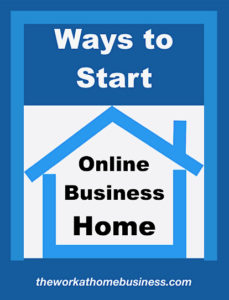 Start Online Business Home