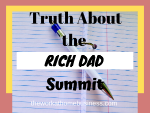 Truth About the Rich Dad Summit