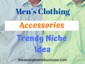 Men's Clothing Accessories