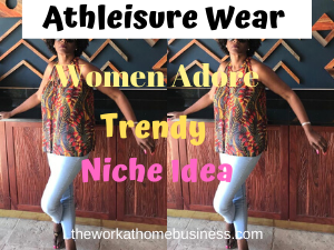 Athleisure Wear Women Adore