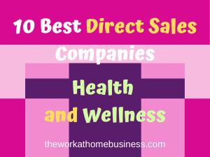 10 Best Direct Sales Companies in Health and Wellness
