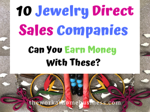 10 Jewelry Direct Sales Companies