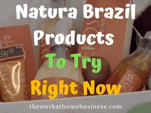 Natura Brazil Products