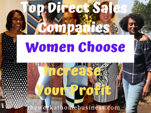 Top Direct Sales Companies Women Choose