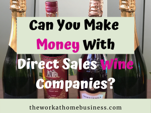 Direct Sales Wine Companies