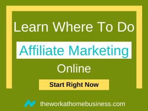 Learn Where To Do Affiliate Marketing