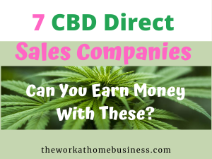 CBD Direct Sales Companies