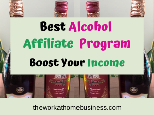 Best Alcohol Affiliate  Program