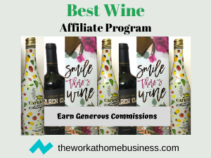 Best Wine Affiliate Program