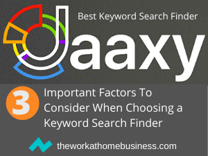 The Best Keyword Search Finder