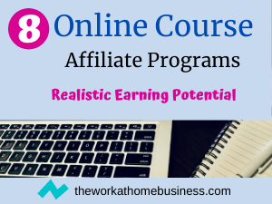 Online Course Affiliate Programs