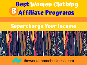 Best Women Clothing Affiliate Programs