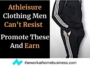 Athleisure clothing Men