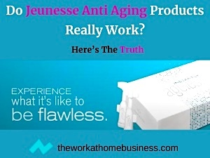 Do Jeunesse Anti Aging Products Really Work?